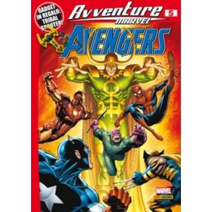 Marvel Adventures - N° 5 - Avengers 5 - Avventure Marvel Marvel Italia