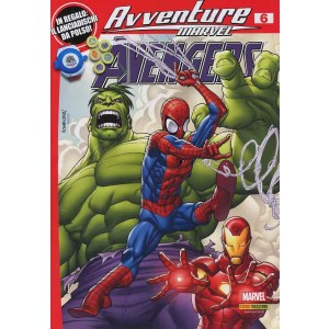 Marvel Adventures - N° 6 - Avengers 6 - Avventure Marvel Marvel Italia