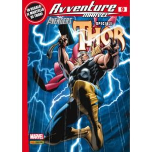 Marvel Adventures - N° 9 - Avengers 9 - Avventure Marvel Marvel Italia