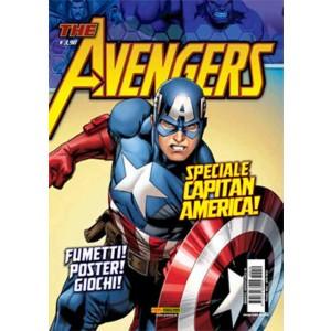 Marvel Adventures - N° 10 - Avengers Magazine 1 - Speciale Capitan America - Avventure Marvel Marvel Italia