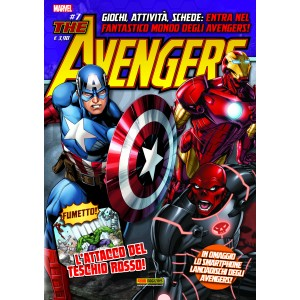Marvel Adventures - N° 16 - Avengers Magazine 7 - Marvel Italia