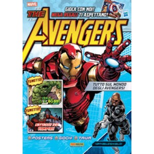 Marvel Adventures - N° 19 - Avengers Magazine 10 - Marvel Italia