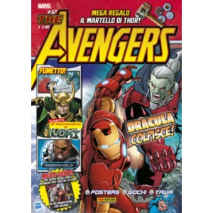 Marvel Adventures - N° 21 - Avengers Magazine 12 - Marvel Italia