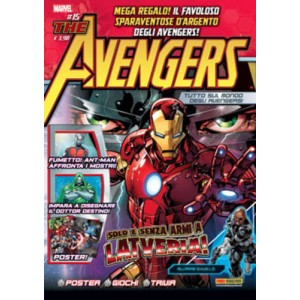 Marvel Adventures - N° 24 - Avengers Magazine 15 - Marvel Italia