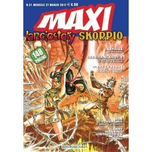 LANCIOSTORY MAXI N. 0021