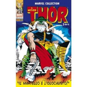 Marvel Collection - N° 7 - Il Mitico Thor 3 (M4) - Marvel Italia