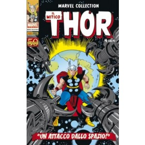 Marvel Collection - N° 8 - Il Mitico Thor 4 (M4) - Marvel Italia