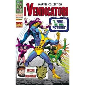 Marvel Collection - N° 9 - I Vendicatori 1 (M4) - Marvel Italia