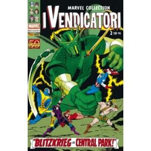 Marvel Collection - N° 10 - I Vendicatori 2 (M4) - Marvel Italia