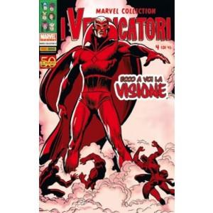 Marvel Collection - N° 12 - I Vendicatori 4 (M4) - Marvel Italia