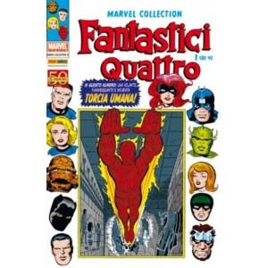 Marvel Collection - N° 13 - Fantastici Quattro 1 (M4) - Marvel Italia