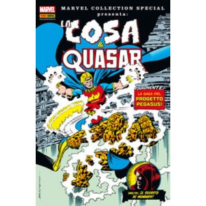 Marvel Collection Special - N° 3 - La Cosa: Il Progetto Pegasus - Marvel Italia
