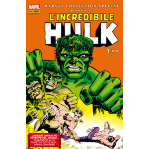 Marvel Collection Special - N° 5 - L'Incredibile Hulk 2 (M4) - Marvel Italia