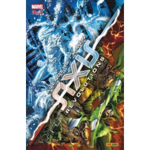 Marvel Crossover - N° 87 - Avengers & X-Men Axis Revolutions 3 - Marvel Italia