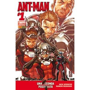 Marvel Heroes - N° 1 - Ant-Man 1 - Marvel Italia