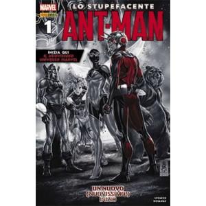 Marvel Heroes - N° 5 - Lo Stupefacente Ant-Man 1 - Marvel Italia