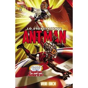 Marvel Heroes - N° 6 - Lo Stupefacente Ant-Man 2 - Marvel Italia