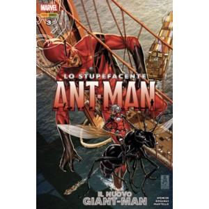 Marvel Heroes - N° 7 - Lo Stupefacente Ant-Man 3 - Marvel Italia