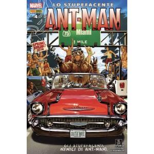 Marvel Heroes - N° 8 - Lo Stupefacente Ant-Man 4 - Marvel Italia