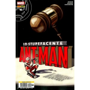 Marvel Heroes - N° 10 - Lo Stupefacente Ant-Man 6 - Marvel Italia