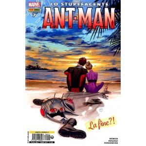 Marvel Heroes - N° 11 - Lo Stupefacente Ant-Man 7 - Marvel Italia