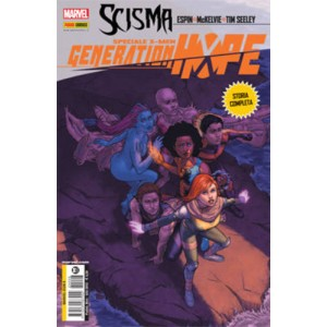 Marvel Icon - N° 8 - Speciale X-Men - Generation Hope 2: Scisma - Marvel Italia