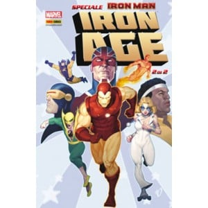Marvel Icon - N° 11 - Iron Age 2 (M2) - Marvel Italia