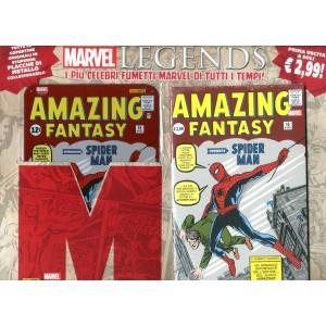 Marvel Legends - N° 1 - Amazing Fantasy 15 - Marvel Italia