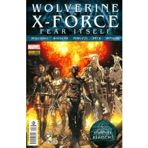 Marvel Mega - N° 76 - Speciale Fear Itself 1: Wolverine & X-Force - Marvel Italia