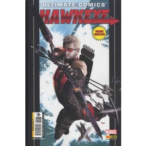 Marvel Mega - N° 77 - Ultimate Hawkeye - Marvel Italia