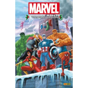 Marvel Mega - N° 80 - Marvel Speciale Natale - Marvel Italia