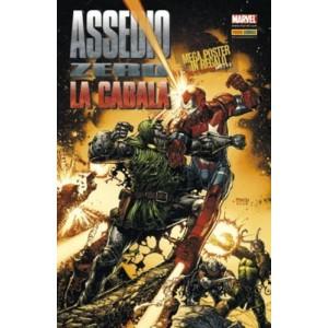 Marvel Miniserie - N° 107 - Assedio 0 - Assedio Marvel Italia
