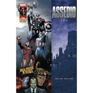 Marvel Miniserie - N° 108 - Assedio 1 - Assedio Marvel Italia
