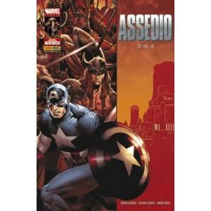 Marvel Miniserie - N° 110 - Assedio 3 - Assedio Marvel Italia