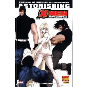 Marvel Miniserie - N° 112 - Astonishing X-Men: Xenogenesis 1 (M3) - Astonishing X-Men Marvel Italia
