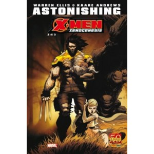 Marvel Miniserie - N° 113 - Astonishing: X-Men - Xenogenesis 2 (M3) - Astonishing X-Men Marvel Italia