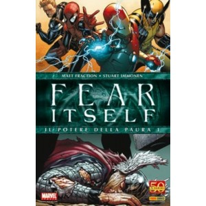 Marvel Miniserie - N° 119 - Fear Itself 1 - Fear Itself Marvel Italia