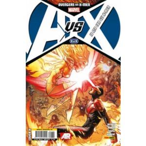 Marvel Miniserie - N° 134 - Avx 6 (M6) - Cover X - Avx Marvel Italia