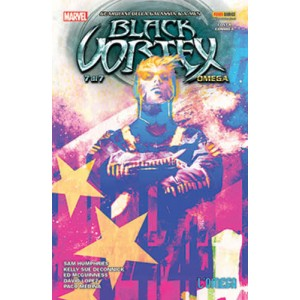 Marvel Miniserie - N° 162 - Guardiani Della Galassia/X-Men: Black Vortex Omega - Guardiani Della Galassia & X-Men Marvel Italia
