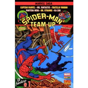 Marvel Saga - N° 1 - Spider-Man Team-Up 1 (M4) - Marvel Italia
