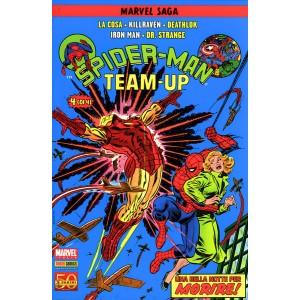 Marvel Saga - N° 4 - Spider-Man Team-Up 4 (M4) - Marvel Italia