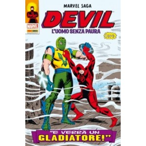Marvel Saga - N° 9 - Devil: L'Uomo Senza Paura 1 (M4) - Marvel Italia