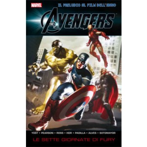 Marvel Special Nuova Serie - N° 4 - Marvel Movie: Avengers Il Film - Preludio - Marvel Italia