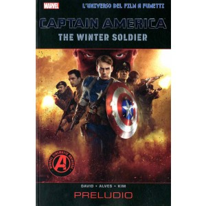 Marvel Special Nuova Serie - N° 10 - Captain America: The Winter Soldier - Preludio - Marvel Movie Marvel Italia