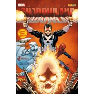 Marvel Universe - N° 7 - Speciale Shadowland - Marvel Italia