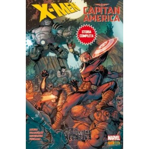 Marvel Universe - N° 11 - X-Men/Capitan America: Fuga Dalla Zona Negativa - Marvel Italia