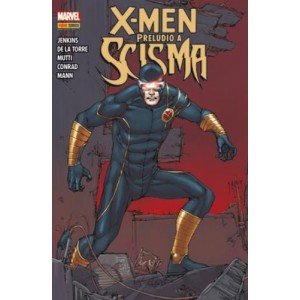 Marvel World - N° 5 - X-Men: Preludio A Scisma - Marvel Italia