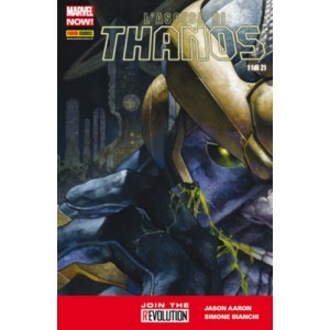 Marvel World - N° 19 - L'Ascesa Di Thanos 1 (M2) - Marvel Italia
