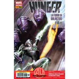 Marvel World - N° 24 - Hunger 2 (M2) - Marvel Italia