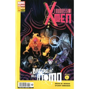 Nuovissimi X-Men - N° 11 - I Nuovissimi X-Men - Marvel Italia